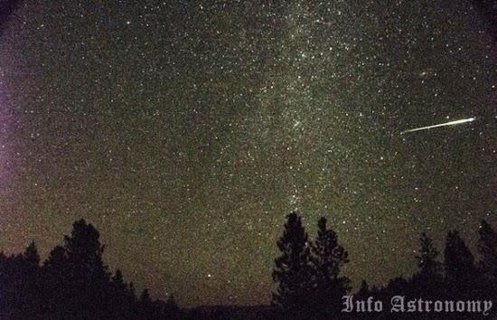Menjelang Hujan Meteor Lyrid: Info dan Preview