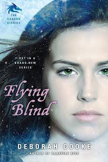 FlyingBlind Review: Flying Blind by Deborah Cooke