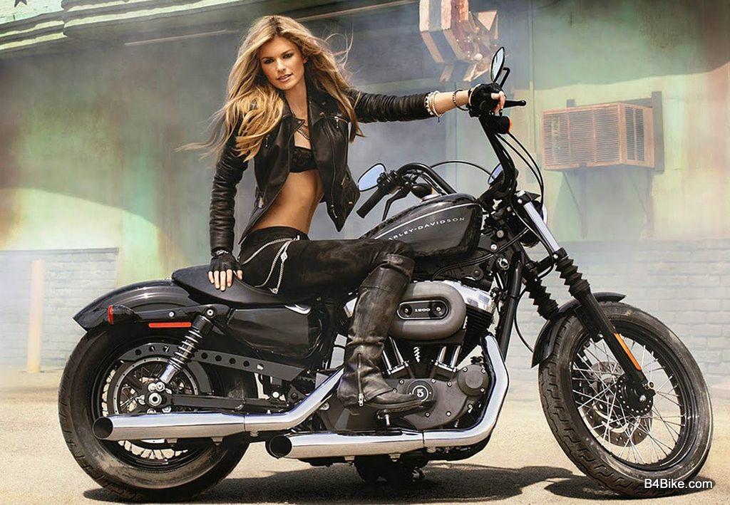Blonde Biker Babes 2 |derpfudge