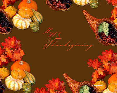 Free Thanksgiving PowerPoint Background 35