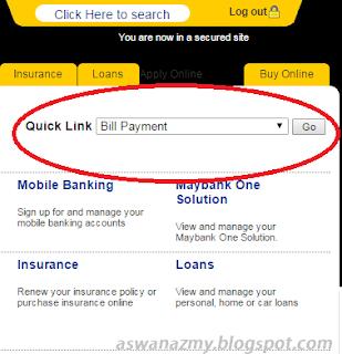 Cara Bayar Balik PTPTN Menggunakan Maybank2U