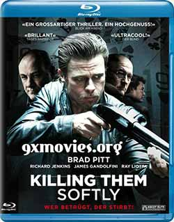 Killing Them Softly 2012 Hindi Dubbed 300MB BluRay 480p