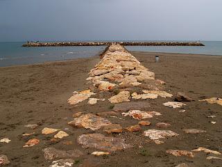 Francia: spiaggia di Saint Marie de la Mer