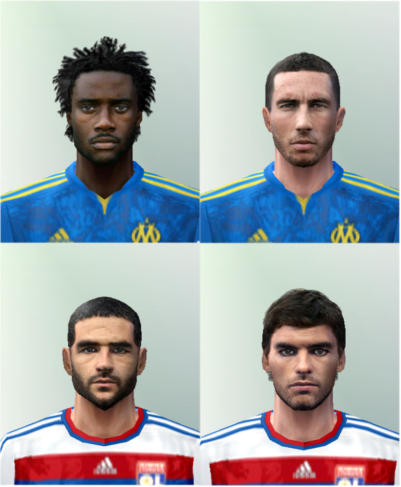 Pes Stats Habilidades Paulo Henrique: Editores De PES6: FacePack 2011 By JAyM07's