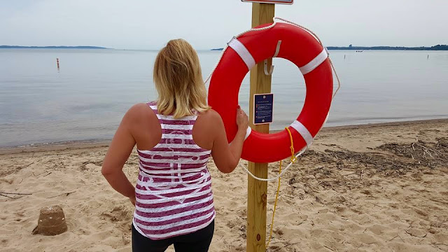 Michigan, raverse City State Park Bike Route, Janeen's On Lake Time Adventures, Lakehouse Outfitters Blog