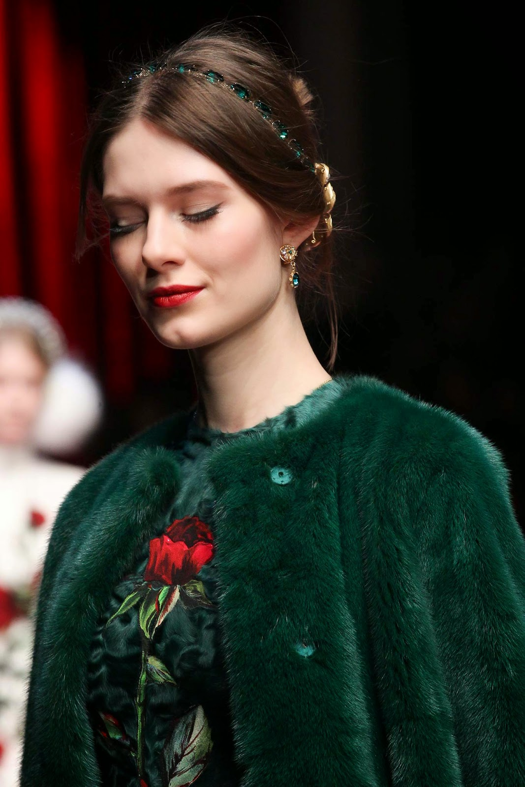 Dolce gabbana fall 2015 for Portent xword