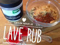 Hjemmelavet rub til pulled chicken
