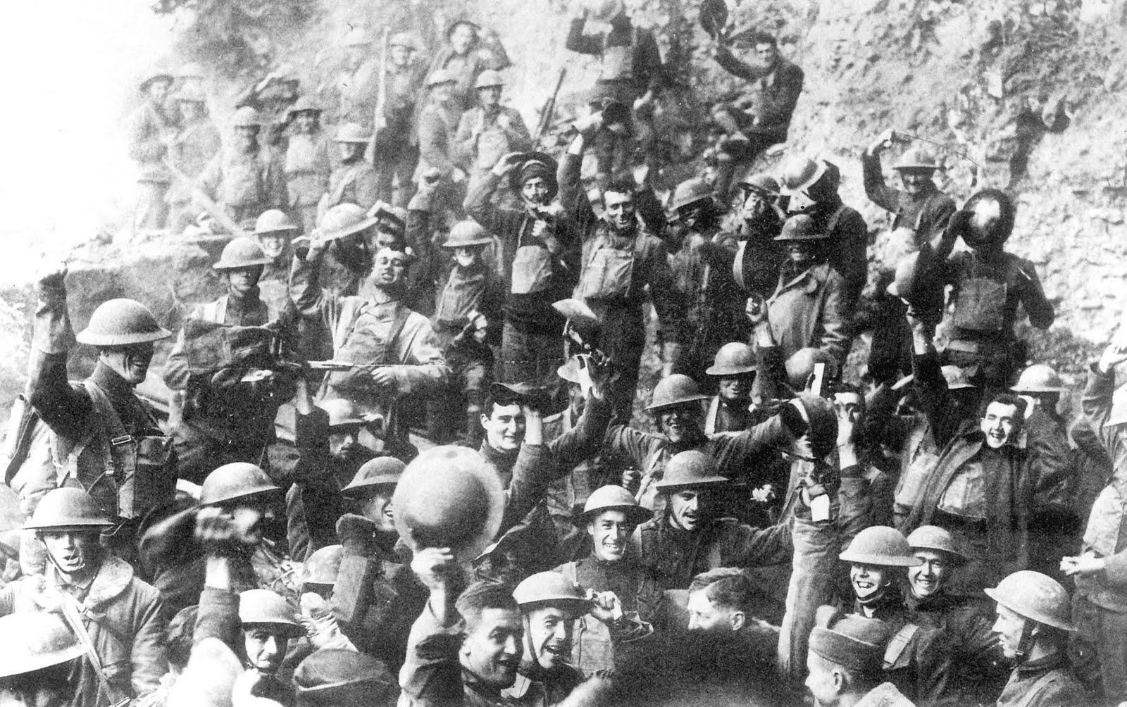 Armistice Day November 11, 1918