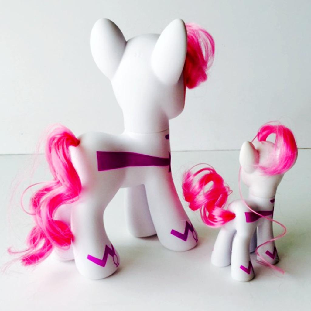 Applejack Fluttershy And Pinkie Pie Power Ponies Fashion