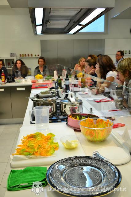 corso di cucina Lagostina, scuola R&D, Lanciano Ch