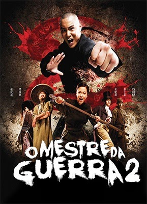 Download O Mestre da Guerra 2 BDRip AVI + RMVB Dublado Baixar Filme 2014