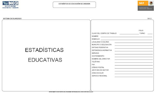 FORMATOS DE ESTADÍSTICA 911.4