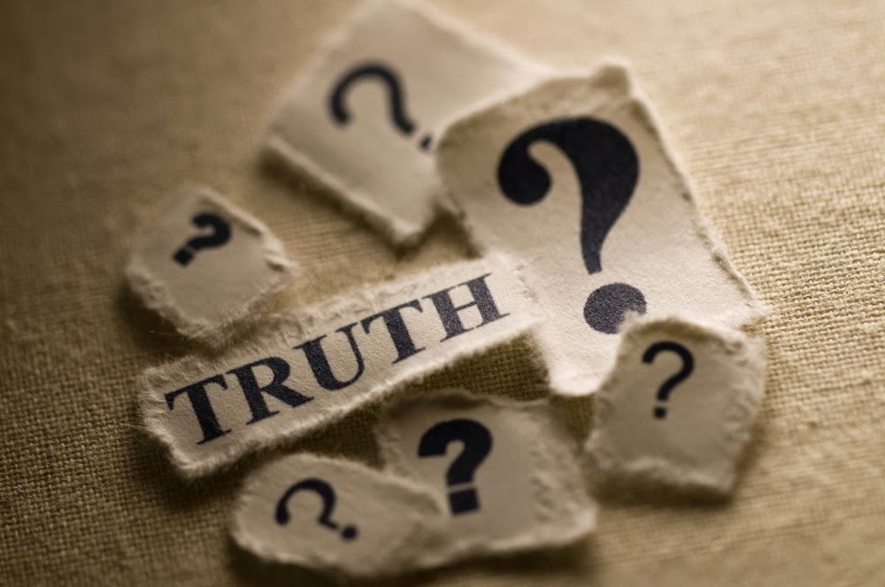 What is Truth?  redux