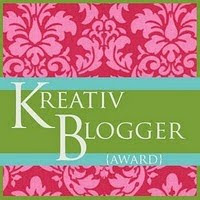 Premio Kreativ Blogger Award 2011