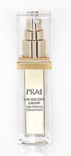 Amostra Gratis Anti-Idade 24K GOLDEN CAVIAR da Prai Beauty