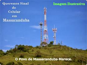 MANIFESTO:  O POVO DE MASSARANDUBA MERECE.