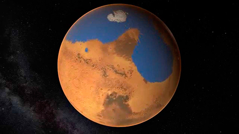Marte-oceano