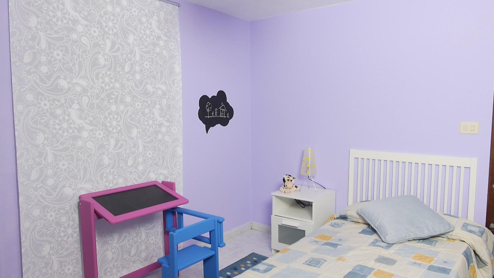 Pinturas adecuadas para habitaciones y muebles para niños  Enredando