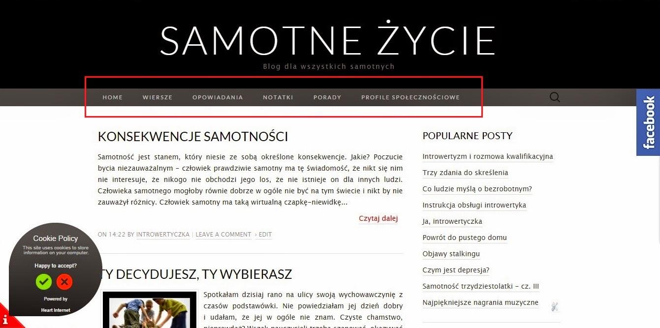 Strona główna bloga