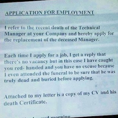 Copies Of Cover Letters