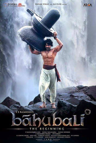 Baahubali (2015) Movie Poster