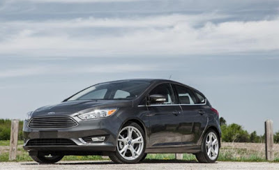 2015 Ford Focus Titanium Hatchback For Sale
