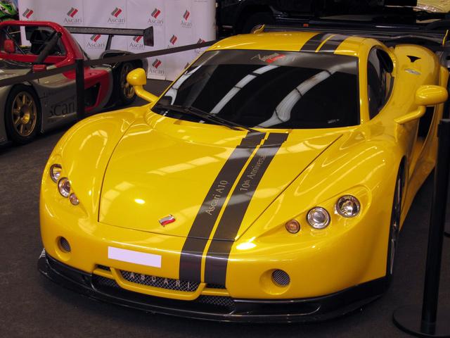 Ascari A10 - Có giá 650.000 USD