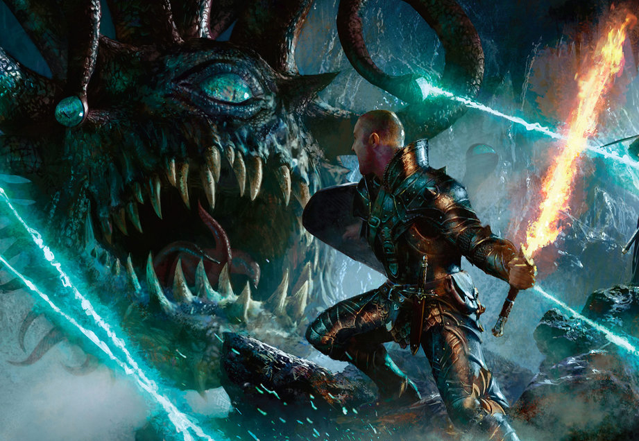 Power Score: Dungeons & Dragons - A Guide to the Beholder