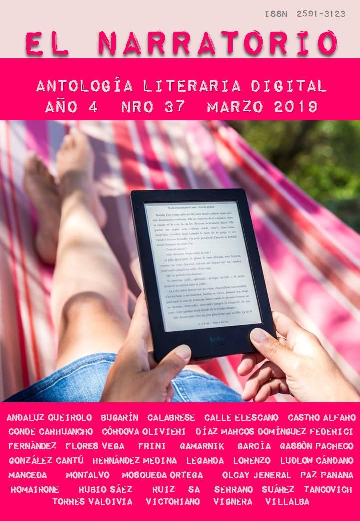 EL NARRATORIO  ANTOLOGÍA LITERARIA DIGITAL NRO 37