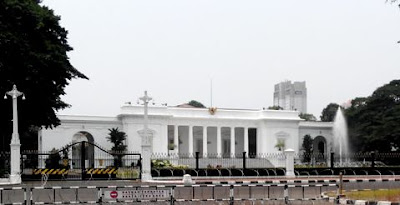 alamat istana kepresidenan jakarta