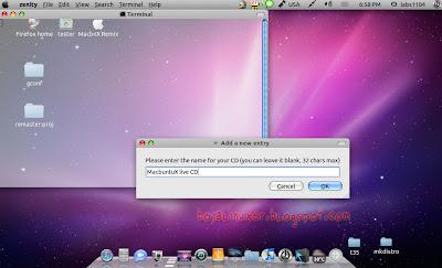 Remaster Ubuntu-UCK