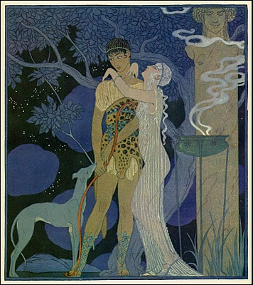 phaedra love for hippolytus essay It's translated by donald sutherland and includes an essay by  phaedra falls in love with him but  relationship with either hippolytus or phaedra.