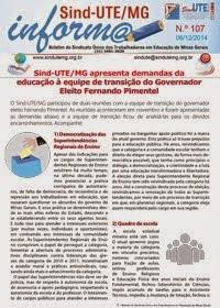 Boletim Informa nº 107- Estadual