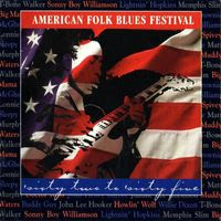 american folk blues festival 62' 65'