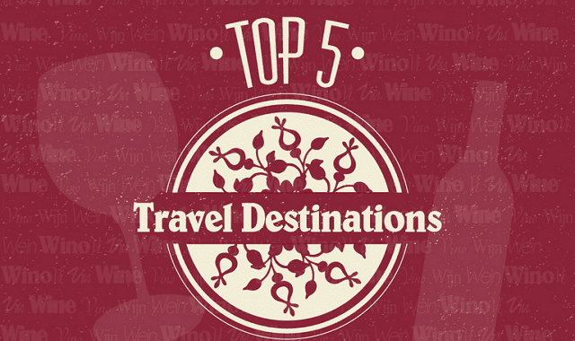 Image: Top 5 Travel Destinations For Wine Lovers