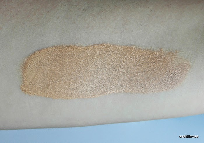 colour of foundation for covering redness in skin