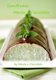 Semifreddo menta e cioccolato