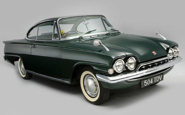 フォード・コンサル Ford Consul MkII 1956–62