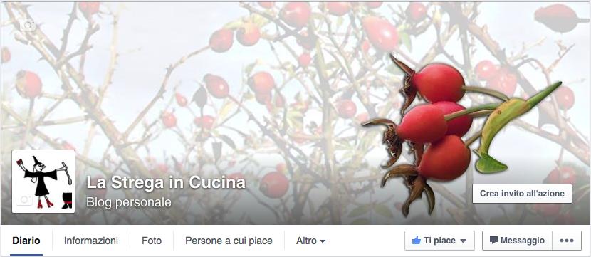 La mia pagina Facebok
