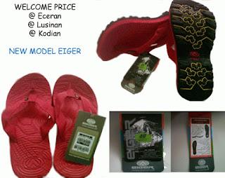 Kumpulan Informasi Sandals Eiger New Model