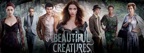 Beautiful Creatures Emmy Rossum Banner