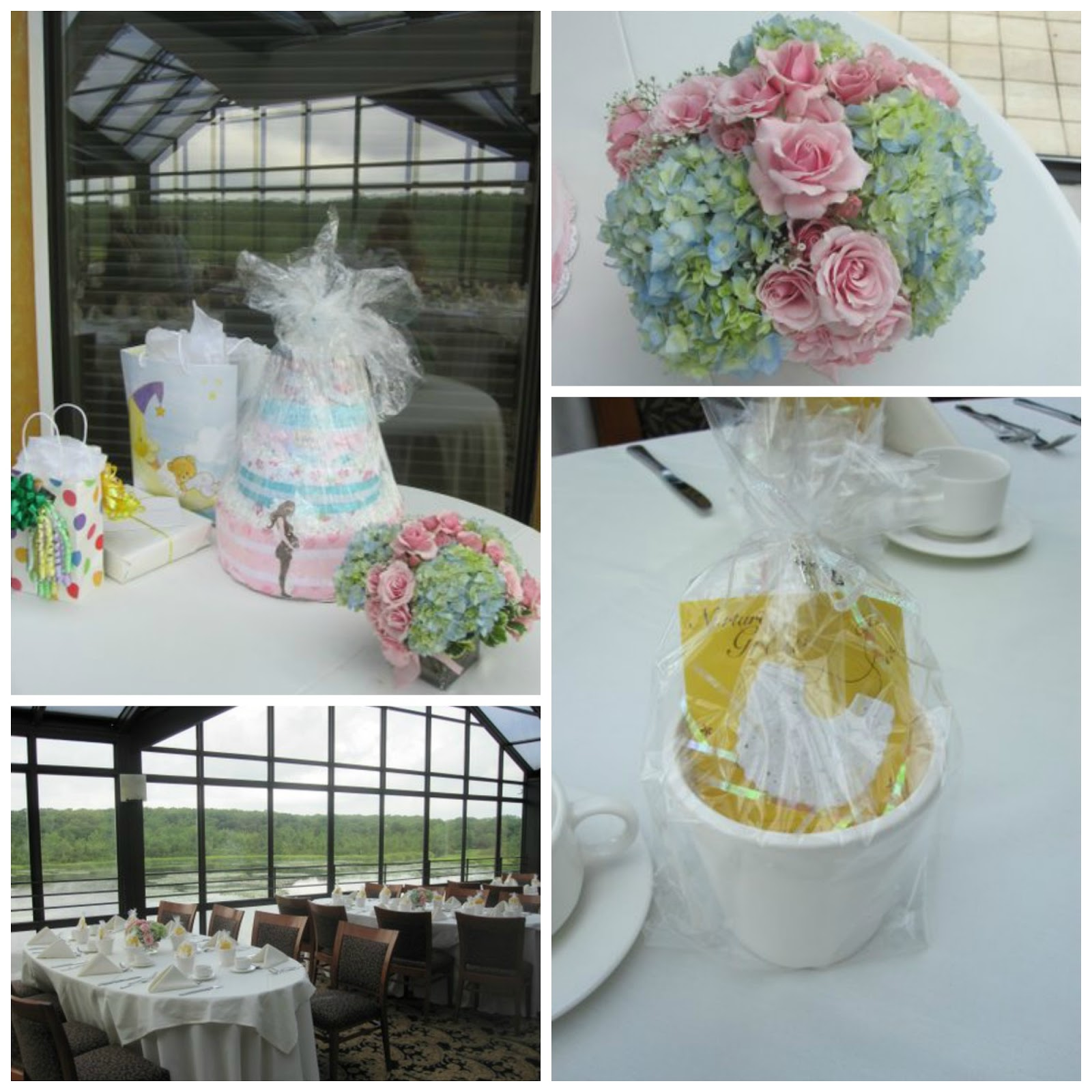 of things including helping to plan events such as a baby shower