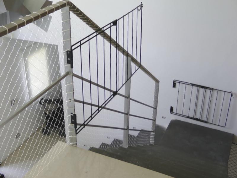 Proteccion para escaleras elegant with proteccion para - Vallas para escaleras ...