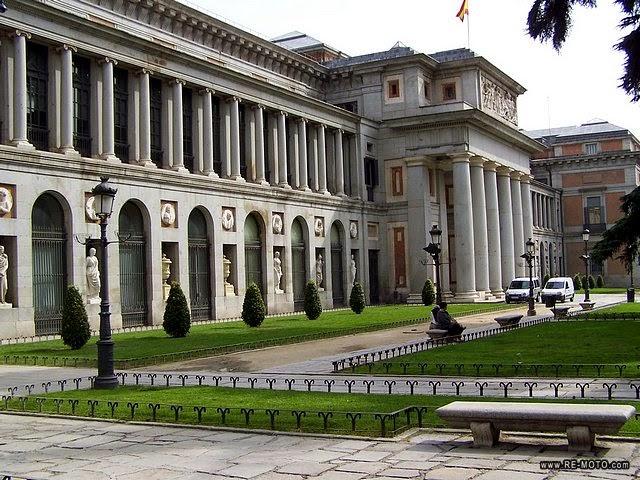 MADRID, CIUDAD DEL ARTE
