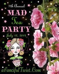 A Fanciful Twist Mad Tea Party 2014