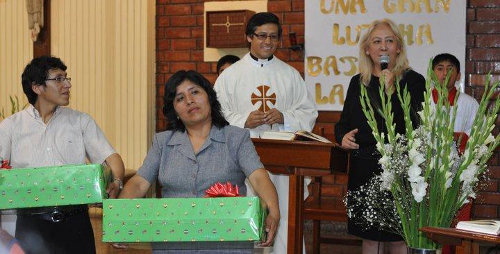 Computer Donation Santa Anita-Peru 2010