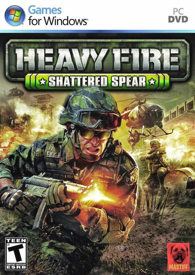 HEAVY FIRE SHATTERED SPEAR MASTIFF - PC GAME