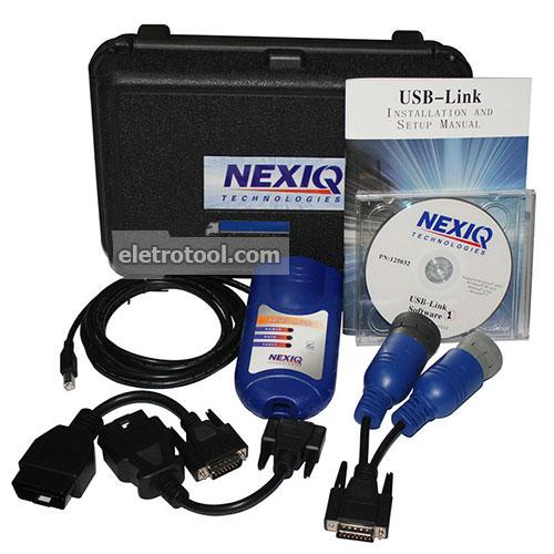 Nexiq usb link 125032