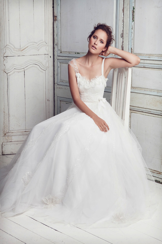 Collette Dinnigan Bridal + My Dress of The Week