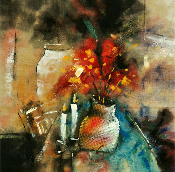 Imagenes Pinturas Pinturas De Bodegones Al Oleo Sobre Lienzo